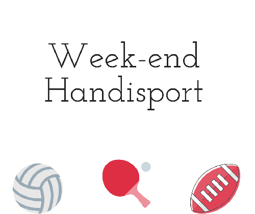 Week-end handisport