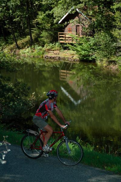 Randonnée vélo et VTT