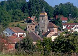 Eglise Luthérienne de Clairegoutte - Office de Tourisme