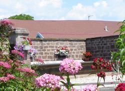 Fontaine du village d'Echavanne