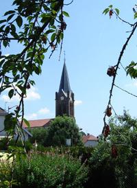 Eglise de Frahier-et-Chatebier