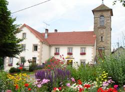 Village de Frédéric Fontaine