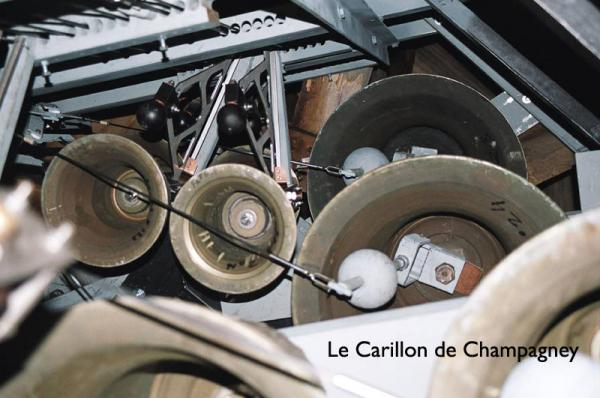 The Carillon in Champagney