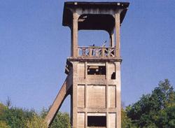 Ancien puit minier
