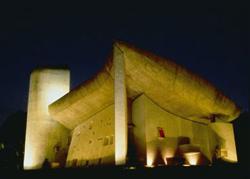 La Chapelle Notre-Dame du Haut de Ronchamp